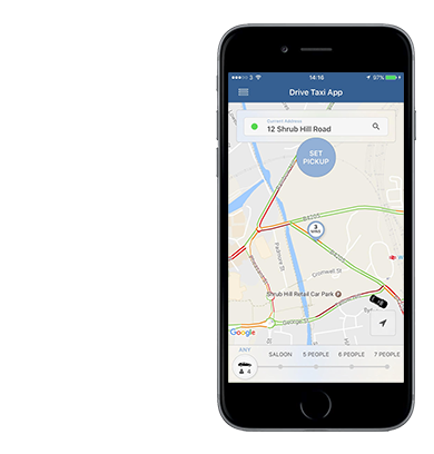 app taxis worcester drive taxi app card payments
